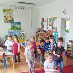 Wiosna do nas pędzi -spotkanie z przedszkolakamioneczki.b