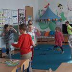 Jaskółki-spotkanie z przedszkolakami