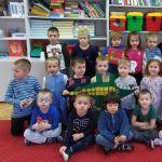 Krokodyl Maks na Czekoladowej Wyspie - spotkanie z przedszkolakami.