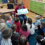 Mały Pingwinek-spotkanie z przedszkolakami.