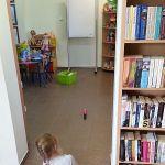 Początek wakacji w bibliotece.
