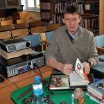 Spotkanie autorskie z Krzysztofem Petkiem