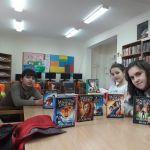 """Spotkanie z książką - czytanie książek z serii """"Magiczne drzewo"""""""