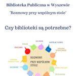 Czy biblioteki są potrzebne 01