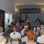 Koncert Wiedeński bal i wystawa poplenerowa